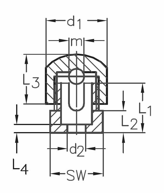 ASS - nerezová svorka šroubovací - 332010