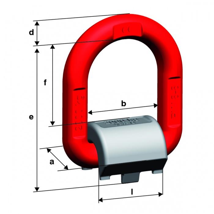 PLE Profilift - oko k navaření, třída 8, PEWAG