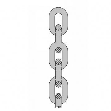 SP100 - Řetěz vysokopevnostní, EN 818-2, třída 8