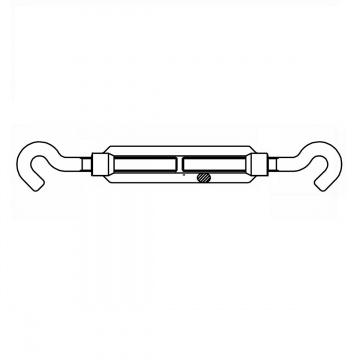 Napínák ohýbaný drát H-H (hák-hák), pozinkovaný