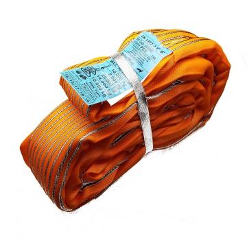 RSK 10000kg, nekonečný závěsný popruh se zesíleným pláštěm, oranžový