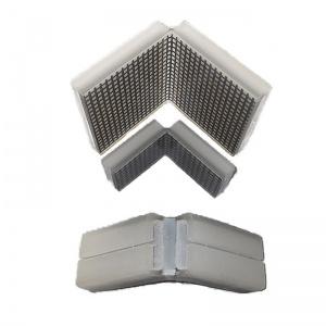 PU - polyuretanová ochrana rohů, typ KWL, bez magnetu, dělená