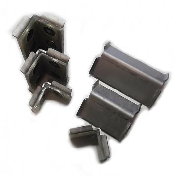 PU - polyuretanová ochrana rohů, typ KWE, bez magnetů