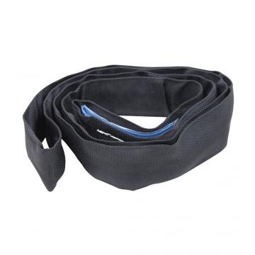Nekonečný závěsný popruh ELLER černý, polyester, nosnost 2000kg