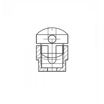 ASS - nerezová svorka šroubovací rohová - 332017