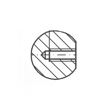 ASS - nerezová koule s vnitřním závitem