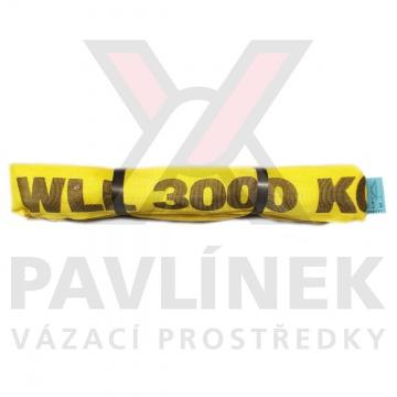 RS 3000kg l1=1,5m, obvod 3m - Nekonečný závěsný popruh DOLEZYCH