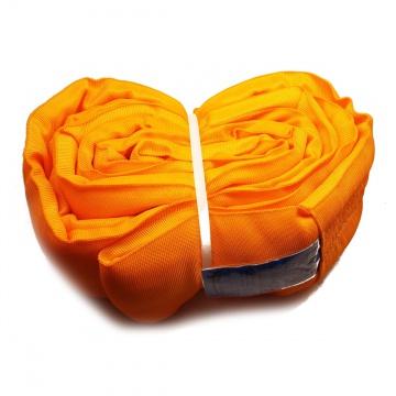 Nekonečná vinutá smyčka - typ RS 10000, nosnost 10000kg, oranžová