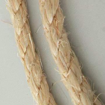 SISAL - sisalová lana a šňůry STÁČENÉ