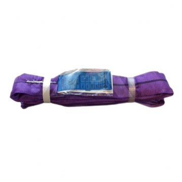 RS 1000kg, užitná délka L1=1m - nekonečný závěsný popruh fialový