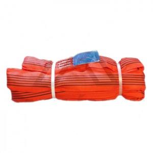 RS 5000kg nekonečný závěsný popruh červený FORANKRA