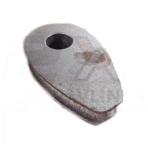 Očnice plná, DIN 3091, bez povrchové úpravy, opracovaná