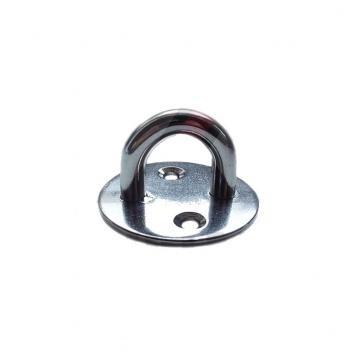 Nerezová deska kruhová s okem - AISI316