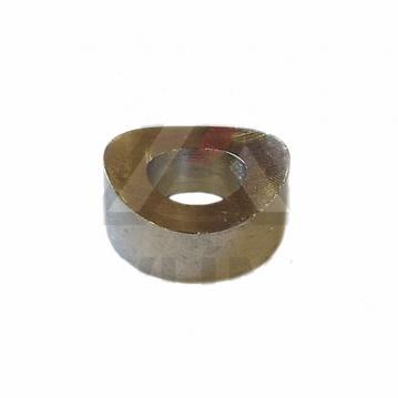 Nerezová radiusová podložka