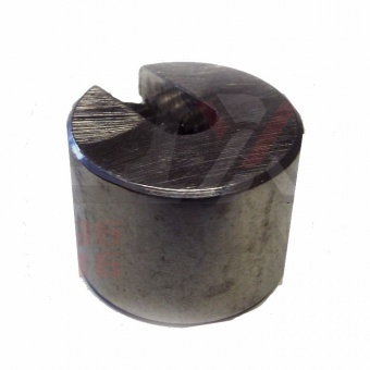 ASS - nezezová zarážka - pro lana konstrukce 7x7 a 7x19