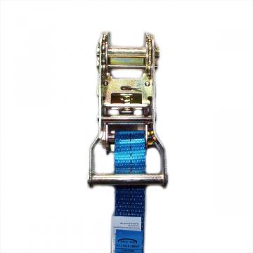 Upínací pás 1002/Z, IHD hák, 500/1000daN, pevná část, l=0,35m, š.25mm