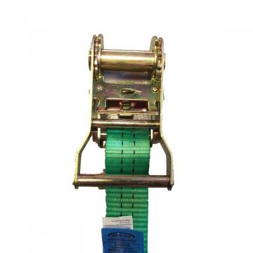 Upínací pás 2002 IHD hák, 1000/2000daN , pevná část, l=0,4m, š.35mm