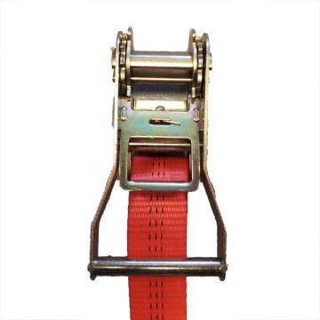 Upínací pás 3002 IHD hák, 1500/3000 daN, pevná část, l=0,4m, š.35mm