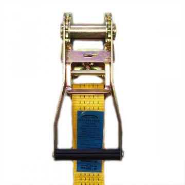 Upínací pás 5002 IHD hák, 2500/5000daN, pevná část, l=0,4m, š.50mm