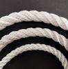 PA 10mm lano stáčené bílé více kusů