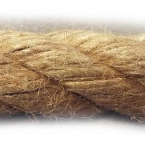 Konopné - přírodní lano