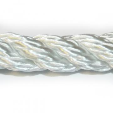 PA - polyamidová lana a šňůry, stáčená