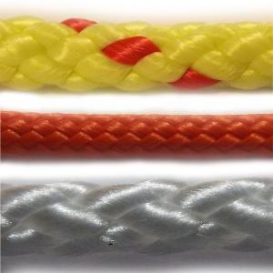 PPV multitex - polypropylenová lana a šňůry pletená, bez jádra, detail