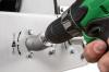 Lanový naviják DW1000 se šnekovým převodem pro použití s vrtačkou