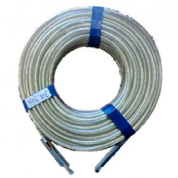 TIR kabel - celní lanko - v PVC na plachty s koncovkami, FORANKRA