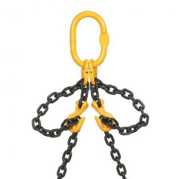 Dovybavte 4 pramenný řetězový vazák třídy 10 zkracovacími háky!