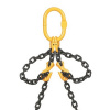 Zkracovací čelisti typu VK - uchycený na řetěz