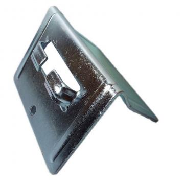 Ochrana hran stabilní, kovová, pro š.50mm - š.60mm