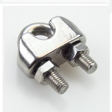 Nerezová lanová svorka DIN 741  - AISI 316, BI