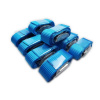 Upínací pás, typ 1001/K, jednodílný se sponou, 25mm, LC 125/250daN, modrý