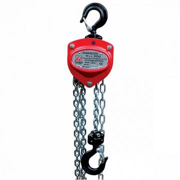 Ruční řetězový kladkostroj, typ 1412, nosnost 500kg