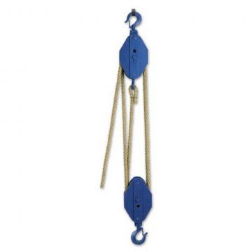 Obecný kladkostroj K15 pro ocelové lano