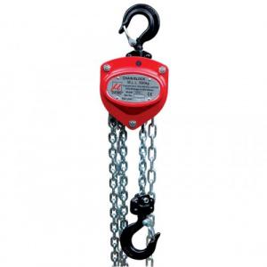 Ruční řetězový kladkostroj, typ 1417, nosnost 3000kg