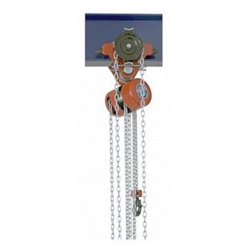 Řetězový kladkostroj BRANO - Z 220-A, pojízdný, nosnost 7500kg