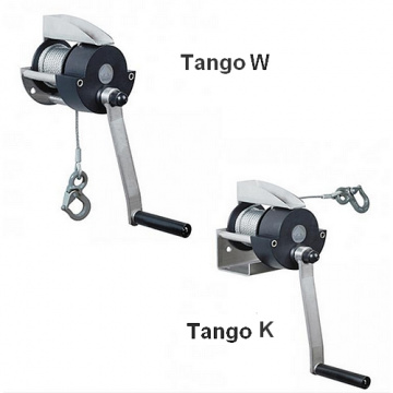Ruční lanový naviják TANGO - 300kg