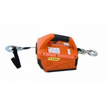 Elektrický lanový naviják s akumulátorem 24V HAKLIFT