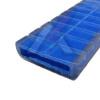 PU - polyuretanový ochranný návlek POLYTEX  - FLEXICLIP, modrý, dělený - PFEIFER