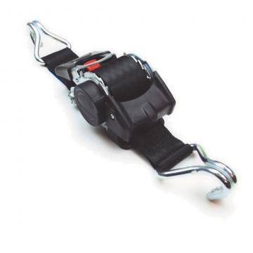 Samonavíjecí upínací pás typ AZG50 IHD černý délka 3m SEWOTA