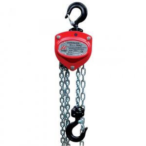 Ruční řetězový kladkostroj, typ 1411, nosnost 250kg