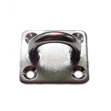 Nerezová deska čtvercová s okem - AISI 316,BI