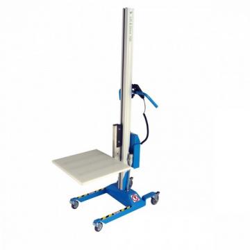 Lift and Drive model E - ekonomická řada vozíků firmy PRONOMIC