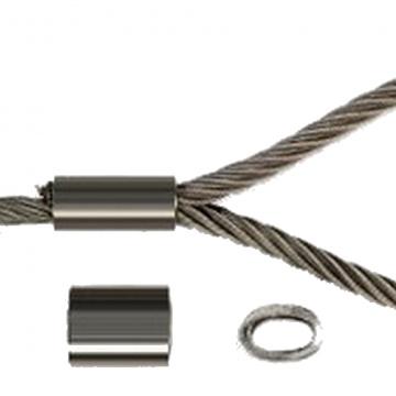 Nerezová objímka, EN 13411-3, původně DIN 3093