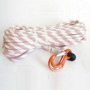 PA lano s hákem Z500L, průměr 11mm, délka 25m