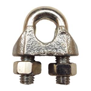 Lanová svorka DIN 741 pozinkovaná - není určena pro bezp. technické použití