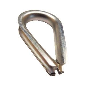 Očnice DIN 65457, pozinkovaná